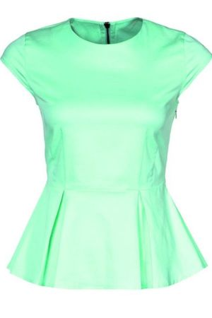 Zalando Collection Peplum top, €40