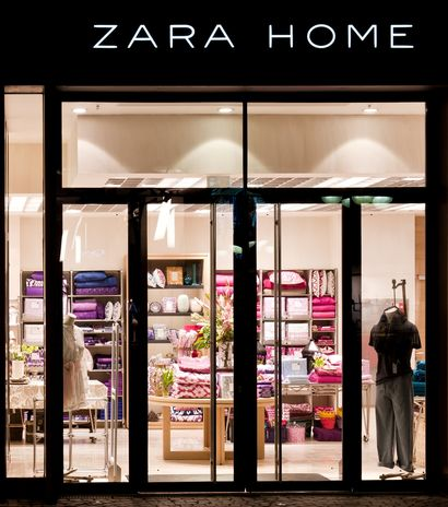 stories zara home opens first german store in frankfurt. Black Bedroom Furniture Sets. Home Design Ideas