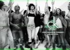 ck one campaign; photo: Steven Meisel