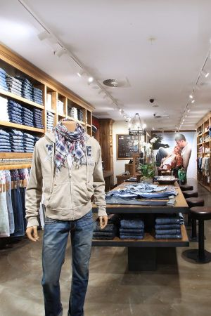 first True Religion store in Austria, Vienna