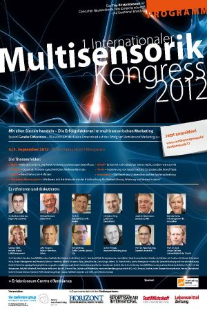 multisensorik congress debut in Wiesbaden