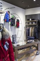 new Blauer store opens in Milan