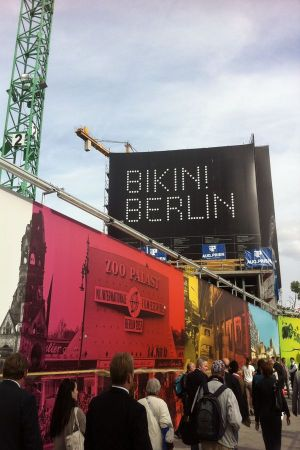 new shooping mall: Bikini Berlin