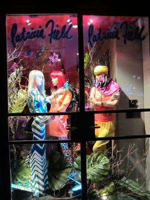 new store by Patricia Field