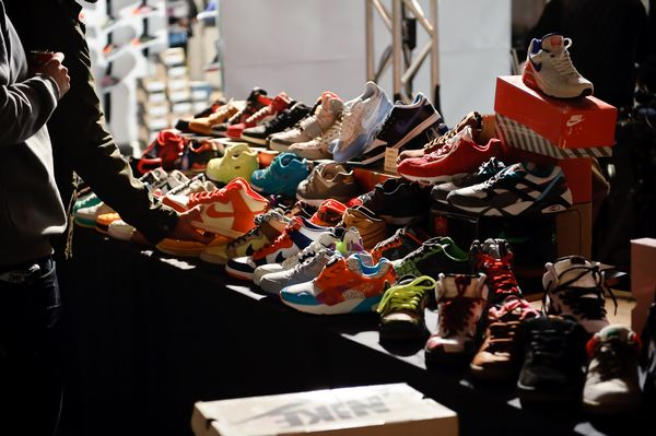 sneakers at Sneakerness