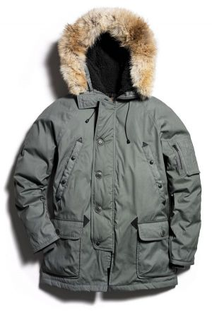 110th Anniversary Heritage N3-B Parka by Spiewak