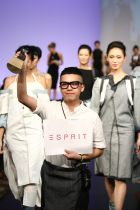 2012 EcoChic Competition Winner Wister Tsang