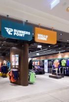 A World of Running shop by Runners Point