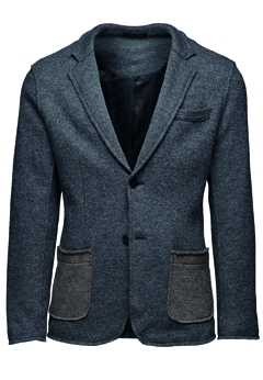 A jacket from the Premium by Jack & Jones collection