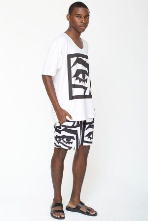 A look from the American Apparel x KESH collection