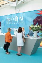 Accreditation at Premium Order Munich