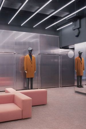 Acne Studios opened second London store.