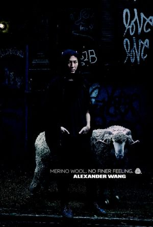 Alexander Wang: new face of Woolmark Company campaign