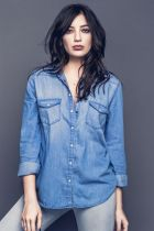 American Eagle UK campaign with Daisy Lowe