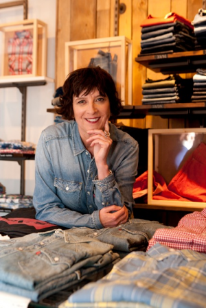 Anit Van Eynde, Senior Director Marketing Levi's® Brand, Europe