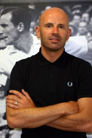 Andy Rogers as new Brand Director of Fred Perry.