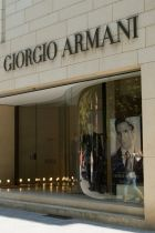 Armani group annoucnes results for 2012.