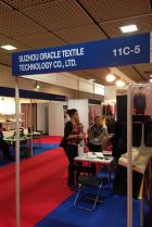 Asia Apparel Expo took place in Berlin fpr the third time