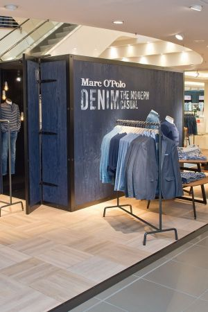 newest 565b4 65d88 Stories: Marc O'Polo inaugurates denim pop-up in northern ...