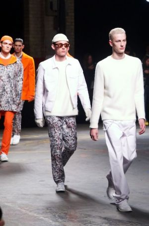 At London Collection:Men: Richard Nicoll
