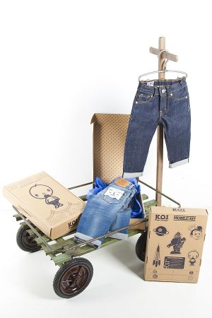 Baby Denim by Kings of Indigo