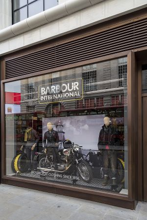 Barbour International Store London