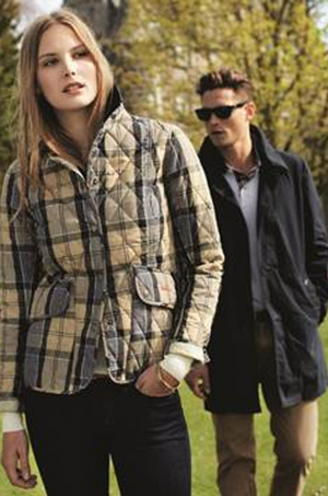 Barbour pushes retail expansion in Germany
