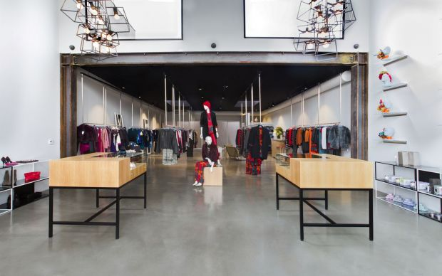Beckley Boutique retail space