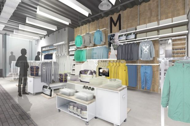 Bench's new retail concept