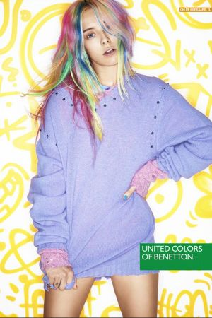 Benetton's launches new ad campaign