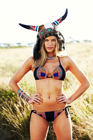 Billabong also wants to focus on the more fashion-consious girls with their beachwear