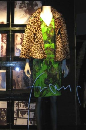 Boutique Francoise window