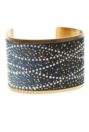 Bracelet of the Bling Bling Denim Collection