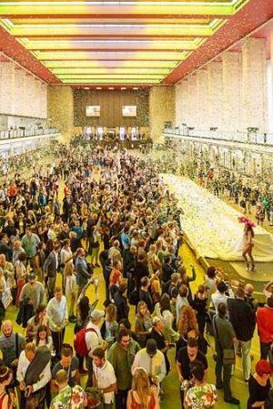 Bread & Butter entrance in July 2014