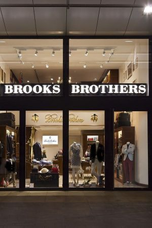 Brooks Brothers store in Monte Carlo