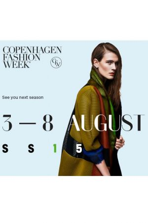 CPH Fashion Week will take place from August 3-8