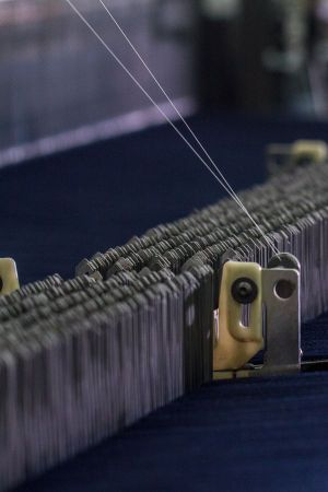 Candiani Denim manufacturing process