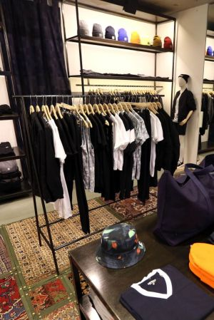 Carhartt's first girl-only store in Berlin