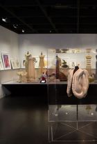 Charles James exhibition in the Anna Wintour Costume Center