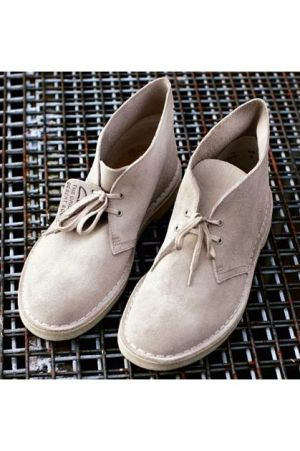 Clarks' most icnic style: the Desert Boot