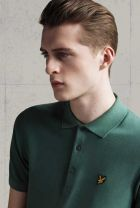Classic Lyle & Scott: polo shirt with the golden eagle
