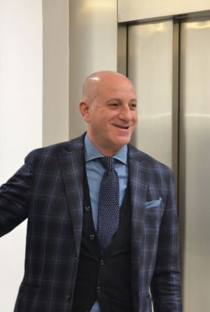 Claudio Miceli, expert apparel retailer and store owner