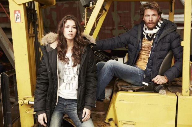 Colorado Jeanswear's FW2014 collection is inspired by the Aspen look
