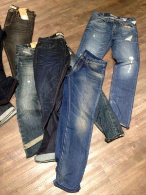 Colorado men's jeans from the new Contemporary line