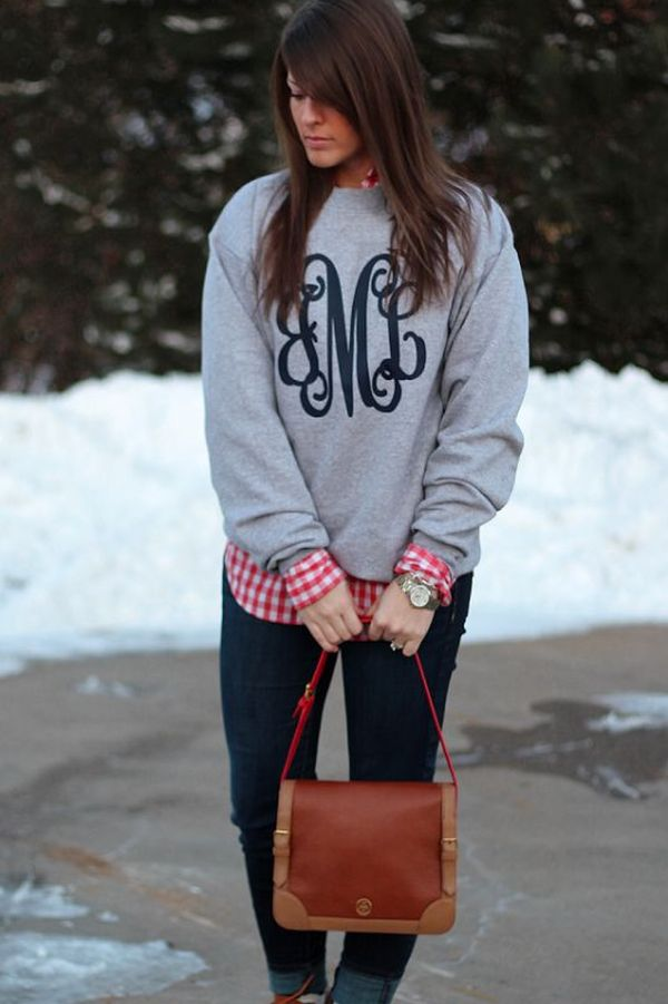 Create your own monogrammed style. Photo: Pinterest (proverbsliving.com)