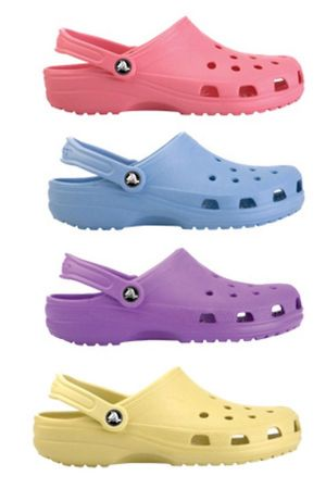 Croc's iconic product: The clog made of Croslite material
