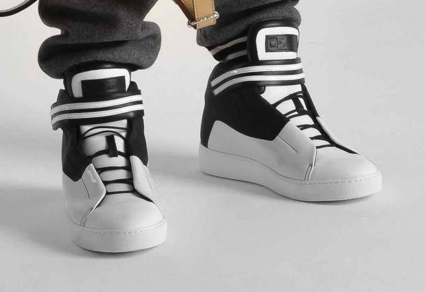 D A T E x GIULIANO FUJIWARA Sneakers