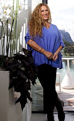 Daniela Kraler, owner of the Franz Kraler boutiques