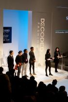Decoded Fashion at Mercedes Benz Fashion Week NY (Steven Lau)