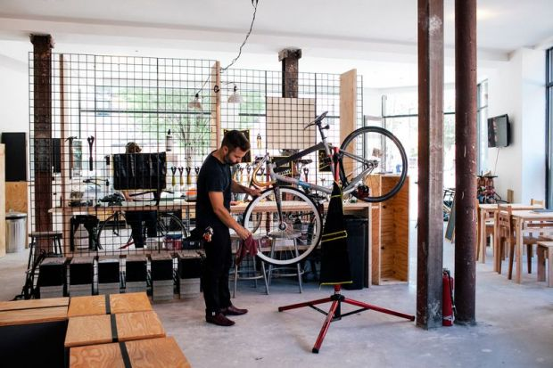 Denim & bike lovers can register online for the various workshops in London and LA